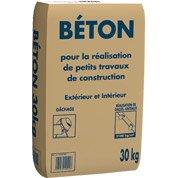 Béton gris PRB, 30 kg
