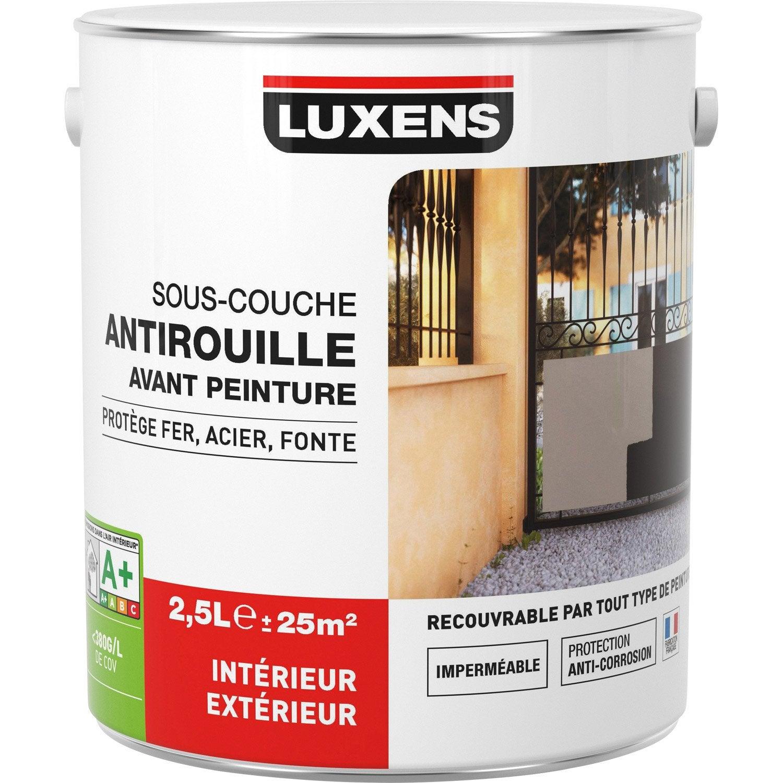 Sous Couche Fer Antirouille Luxens 25 L