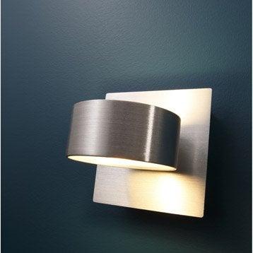 Applique Miki, 1 x 40 W, aluminium aluminium, INSPIRE