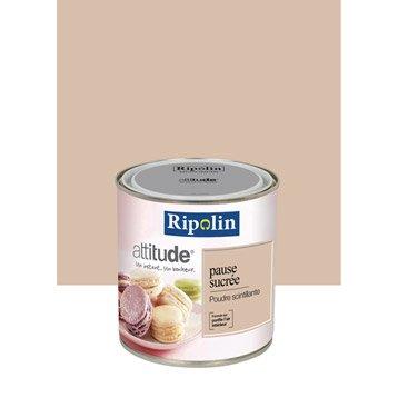 Peinture murale couleur peinture acrylique leroy merlin for Peinture murale lin
