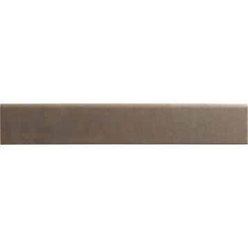 Lot de 4 plinthes Cosy bronze, l.10 x L.60 cm