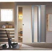 choisir sa porte coulissante leroy merlin. Black Bedroom Furniture Sets. Home Design Ideas