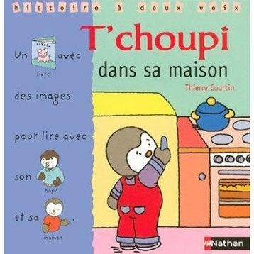 T'Choupi dans sa maison, Nathan Jeunesse