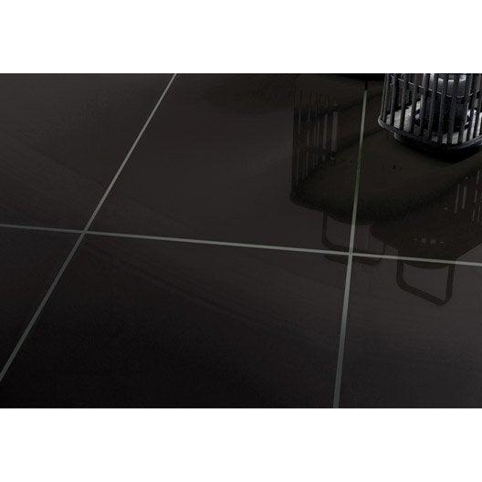 marbre sol et mur noir effet marbre marbre x cm leroy merlin. Black Bedroom Furniture Sets. Home Design Ideas