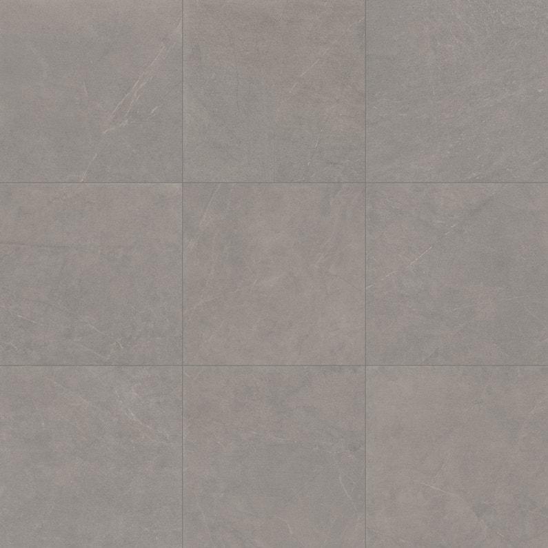 Carrelage Sol Et Mur Intenso Effet Beton Silver Master L 60 X L 60