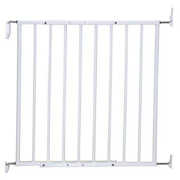 Barrière de sécurité enfant Modulos en métal, long. min/max 67/113cm, H68 cm