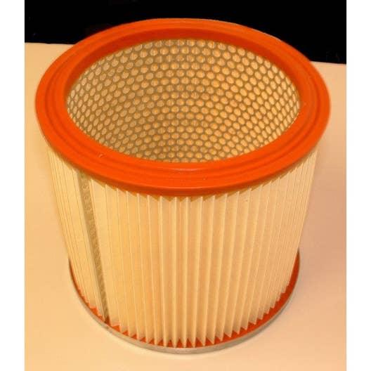 filtre cartouche pour aspirateur de cendres amphora leroy merlin. Black Bedroom Furniture Sets. Home Design Ideas