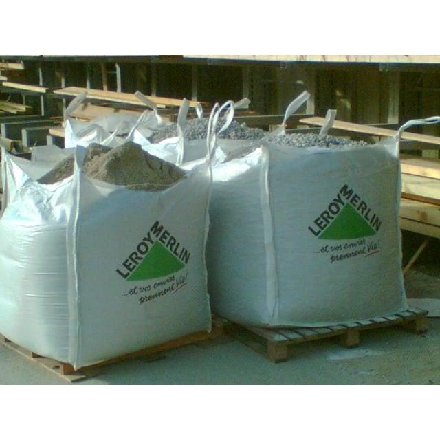 Gravier Mignonette 410 En Big Bag 750 Kg
