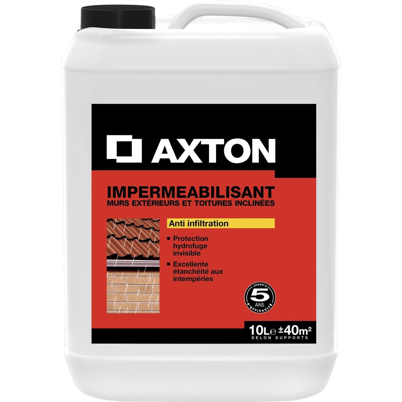 Imperméabilisant Façade AXTON, 10 L