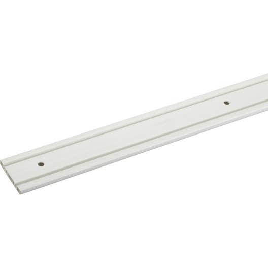 rail plastique pour portes coulissantes hettich