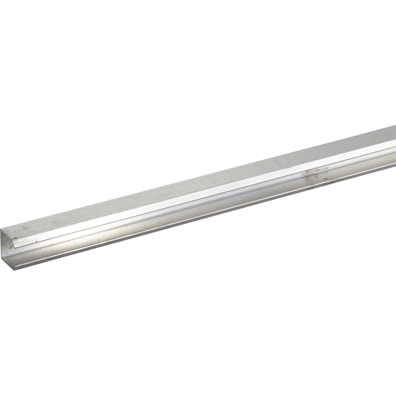 Genial Rail Aluminium Pour Portes Coulissantes HETTICH