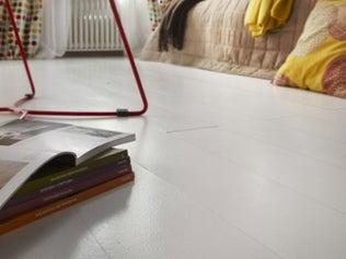 Choisir sa peinture et finition de sol intérieur
