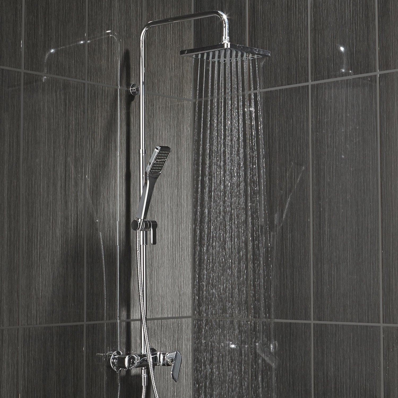 colonne de douche avec robinetterie sensea remix Résultat Supérieur 15 Merveilleux Mitigeur Douche Italienne Image 2018 Zzt4