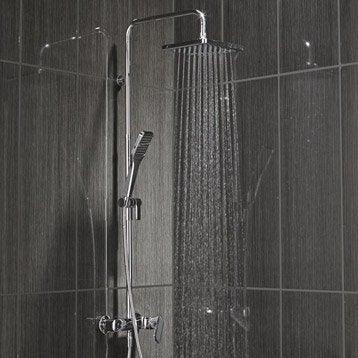 Colonne de douche avec robinetterie, SENSEA Remix