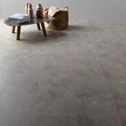 Dalle PVC clipsable taupe flagstone Senso lock + GERFLOR