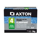 Clarifiant piscine AXTON 1 kg