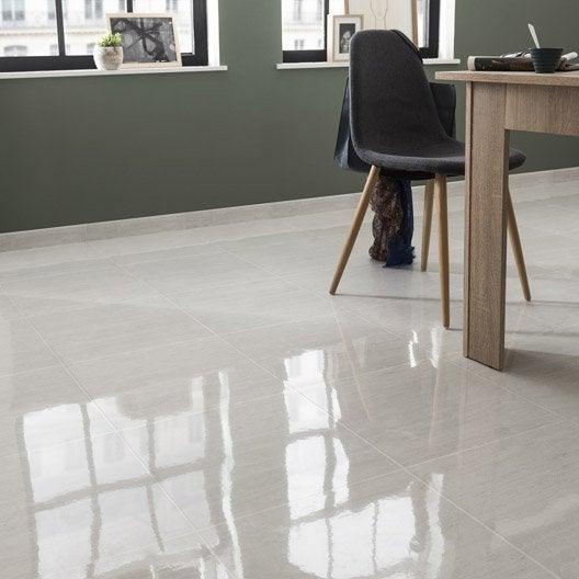 carrelage sol et mur blanc effet marbre verone x. Black Bedroom Furniture Sets. Home Design Ideas