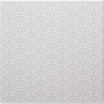 Décor Astuce okino granit n°5, l.20 x L.20 cm