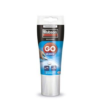 Silicone RUBSON, transparent, 50 ml