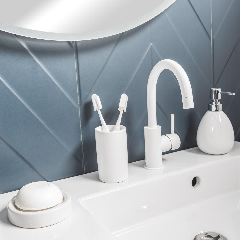 Robinets qui changent la salle de bains leroy merlin for Mitigeur salle de bain leroy merlin