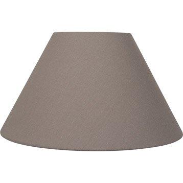 abat jour en lin rond pour lampe sur pied design de maison design de maison. Black Bedroom Furniture Sets. Home Design Ideas