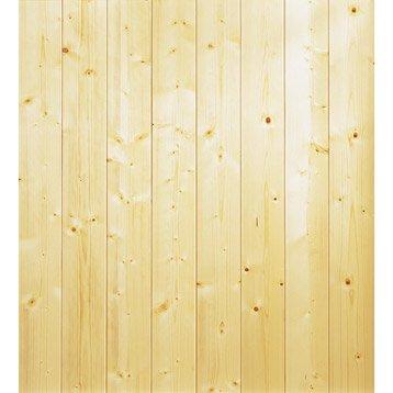 lambris bois et accessoires parquet plancher et lambris leroy merlin. Black Bedroom Furniture Sets. Home Design Ideas