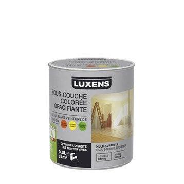 Sous-couche universelle colorée jaune LUXENS, 0.5 L