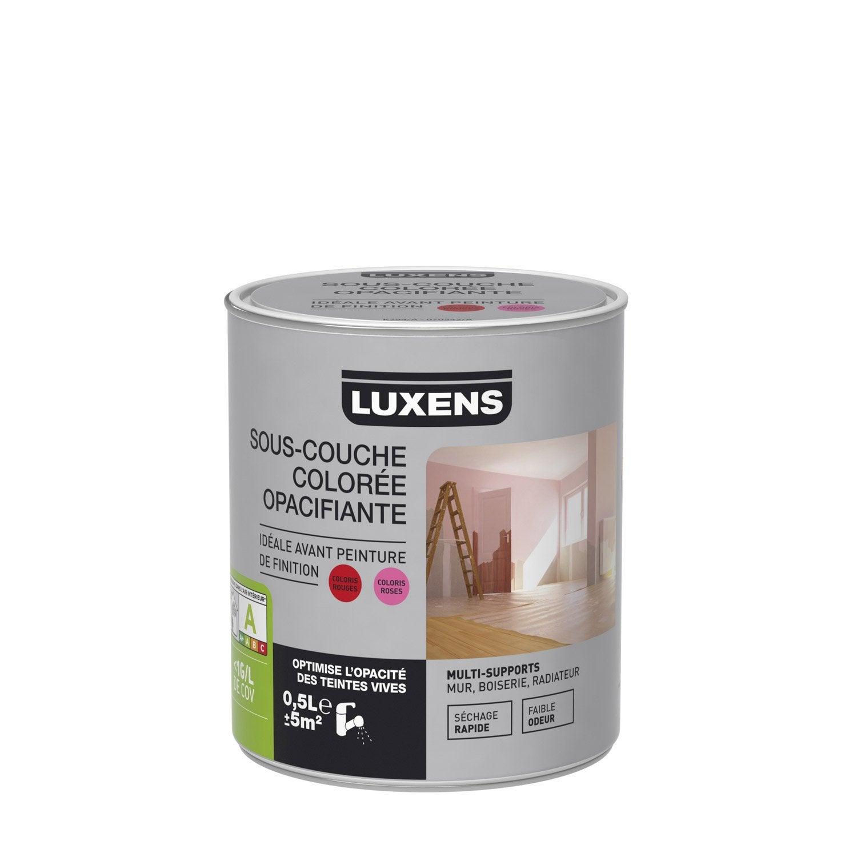 Sous Couche Universelle Colorée LUXENS 0.5 L