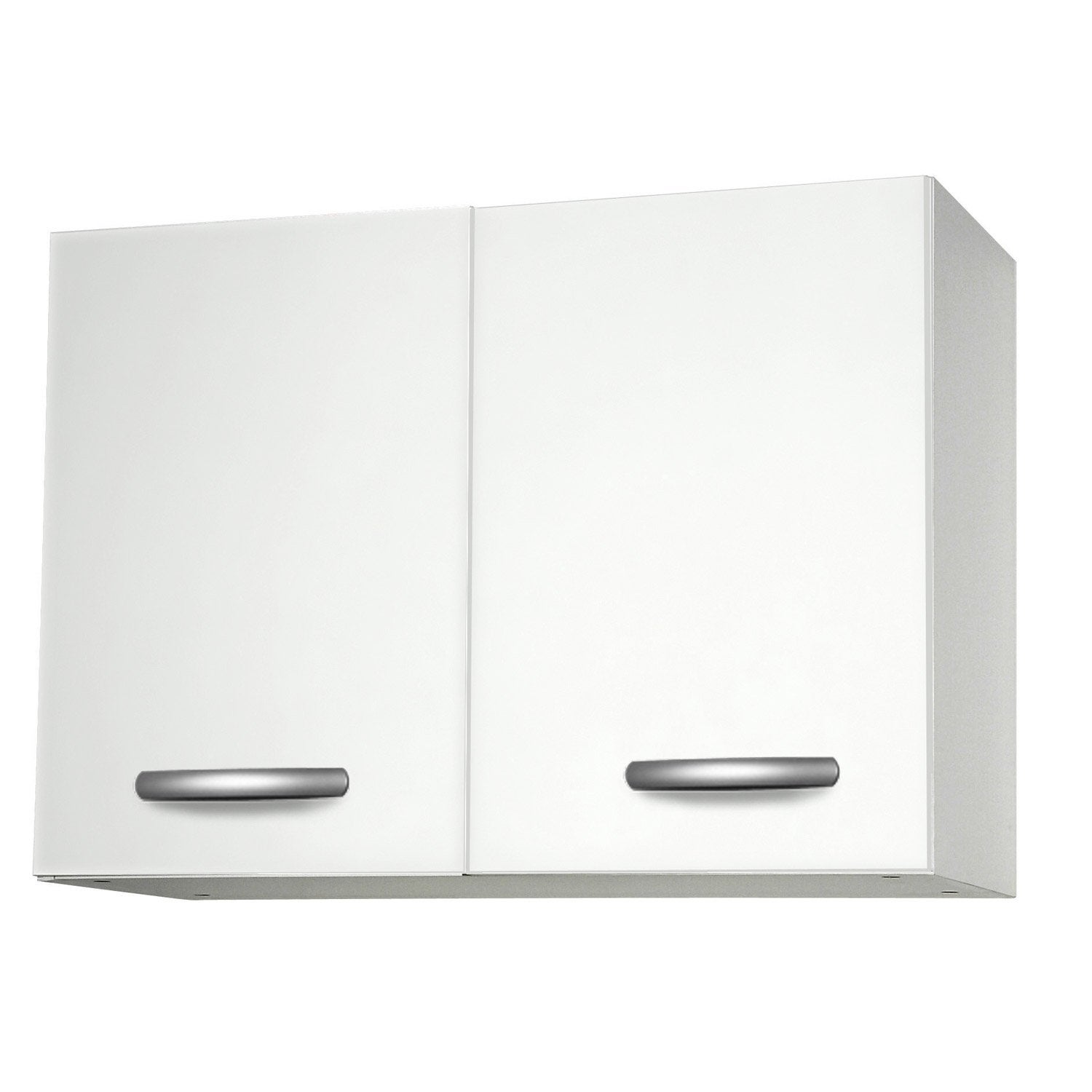 Meuble De Cuisine 1er Prix Spring Meuble Haut Bas Et Sous Evier  # Armoire Fin Depliable Cuisine Ikea