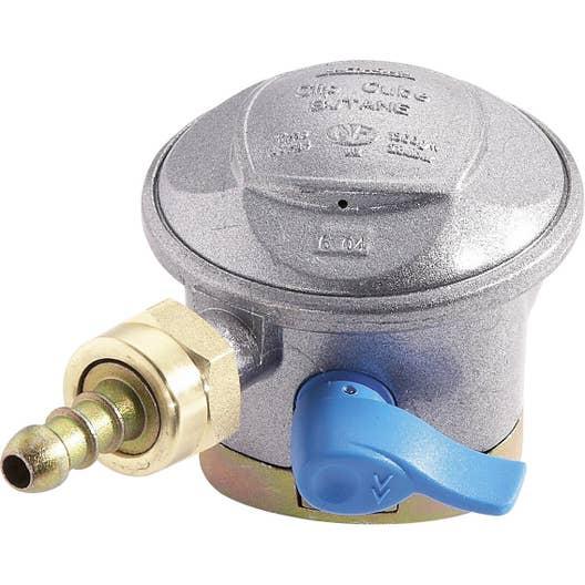 Le Gaz Butane pour détendeur pour gaz butane 28 millibars pour bouteilles cube et viseo