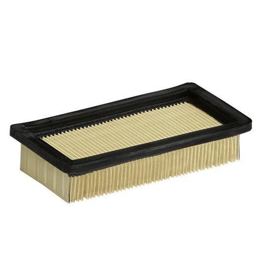 Filtre Pliss Plat Karcher Pour Wd7300 7500 7700