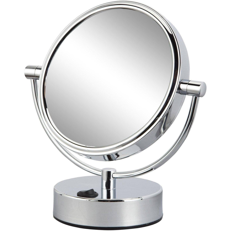 miroir grossissant x 5 rond a poser h 17 x l 17 x p 12 cm mathilde Résultat Supérieur 16 Beau Gros Miroir Rond Pic 2017 Gst3