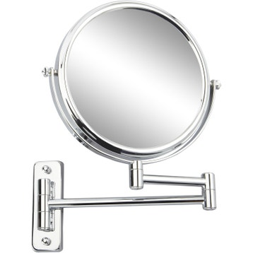 Miroir Grossissant Salle De Bain miroir grossissant - miroir de salle de bains au meilleur prix