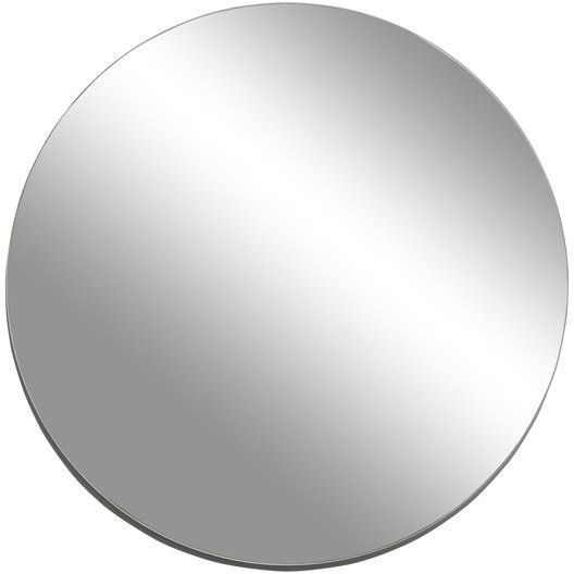 Miroir grossissant x 3 rond adh sif x x cm for Miroir adhesif