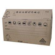 Carton de déménagement 128 l l.40 x H.40 x P.80 cm