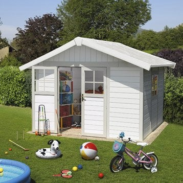 abri de jardin abri garage rangement et tendage. Black Bedroom Furniture Sets. Home Design Ideas