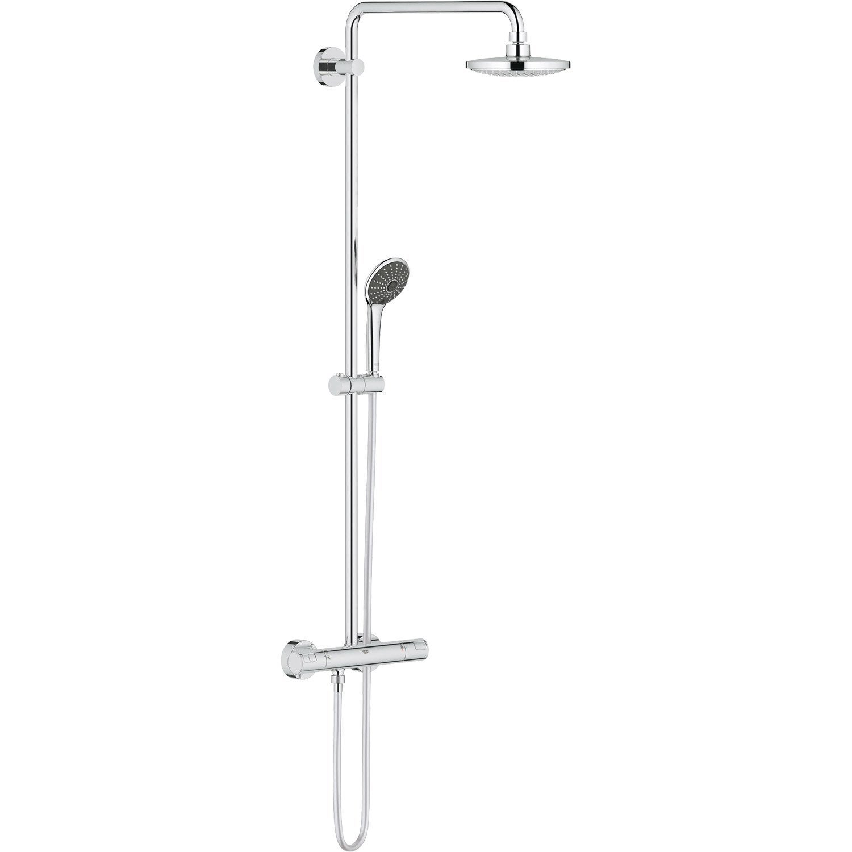 Colonne de douche avec robinetterie GROHE Vitalio system