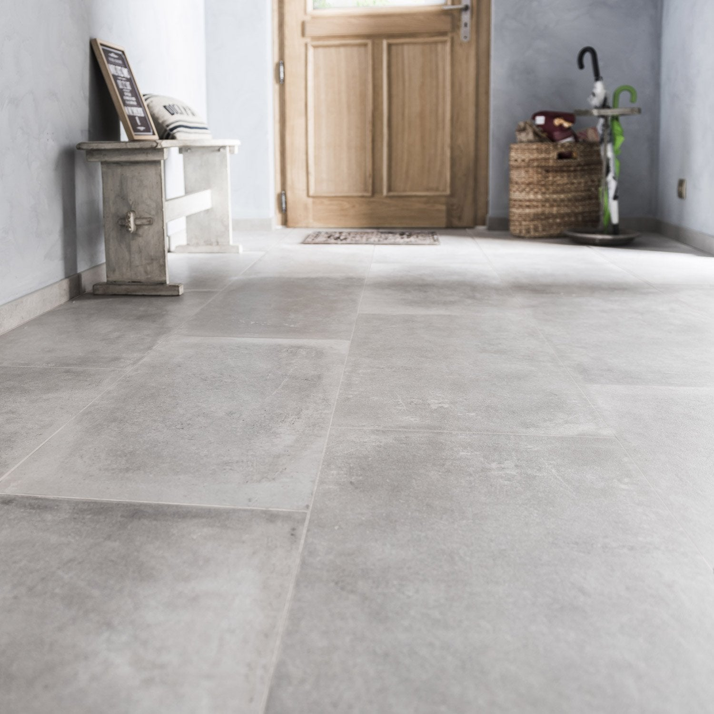 carrelage sol et mur taupe effet b ton harlem x. Black Bedroom Furniture Sets. Home Design Ideas