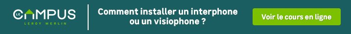 BZ Pedago-installer un interphone ou un visiophone