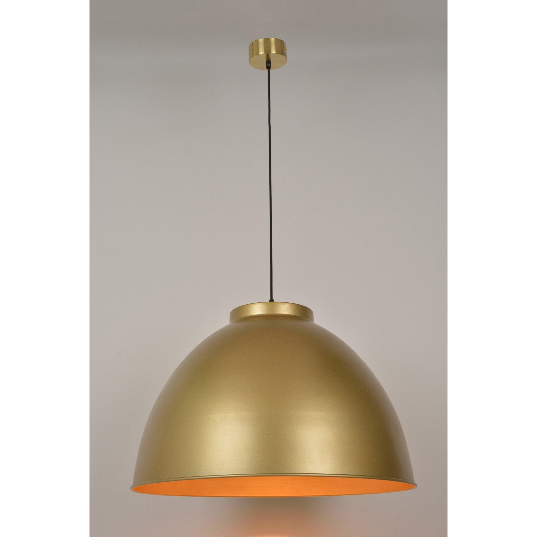 Suspension métal laiton COREP DOCK 1 lumière(s)
