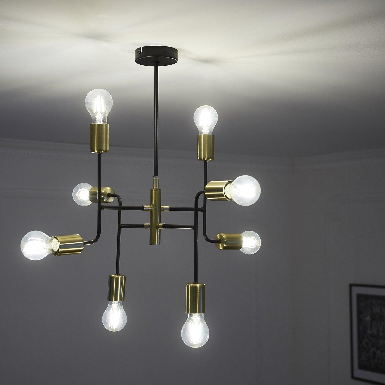 Suspensions luminaires, la lumière au-dessus de vos têtes | Leroy Merlin