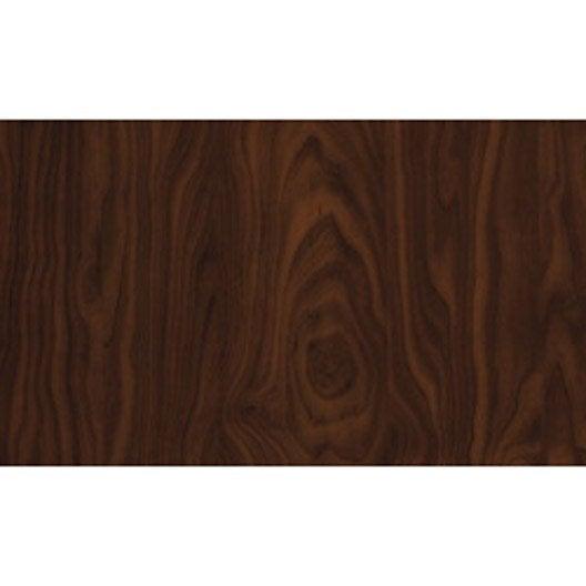 Rev tement adh sif bois marron fonc 2 m x m - Leroy merlin revetement adhesif ...