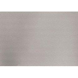 Revêtement adhésif Métalbush, argent mat, 1.5 m x 0.45 m | Leroy Merlin
