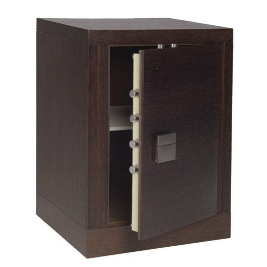 coffre fort cl stark moderne 308mcw x x cm leroy merlin. Black Bedroom Furniture Sets. Home Design Ideas