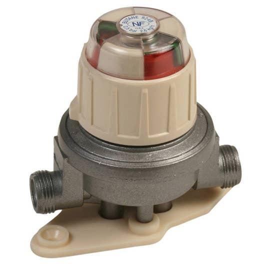 Le Gaz Butane intérieur inverseur automatique pour gaz butane 1ère détente, gazinox | leroy