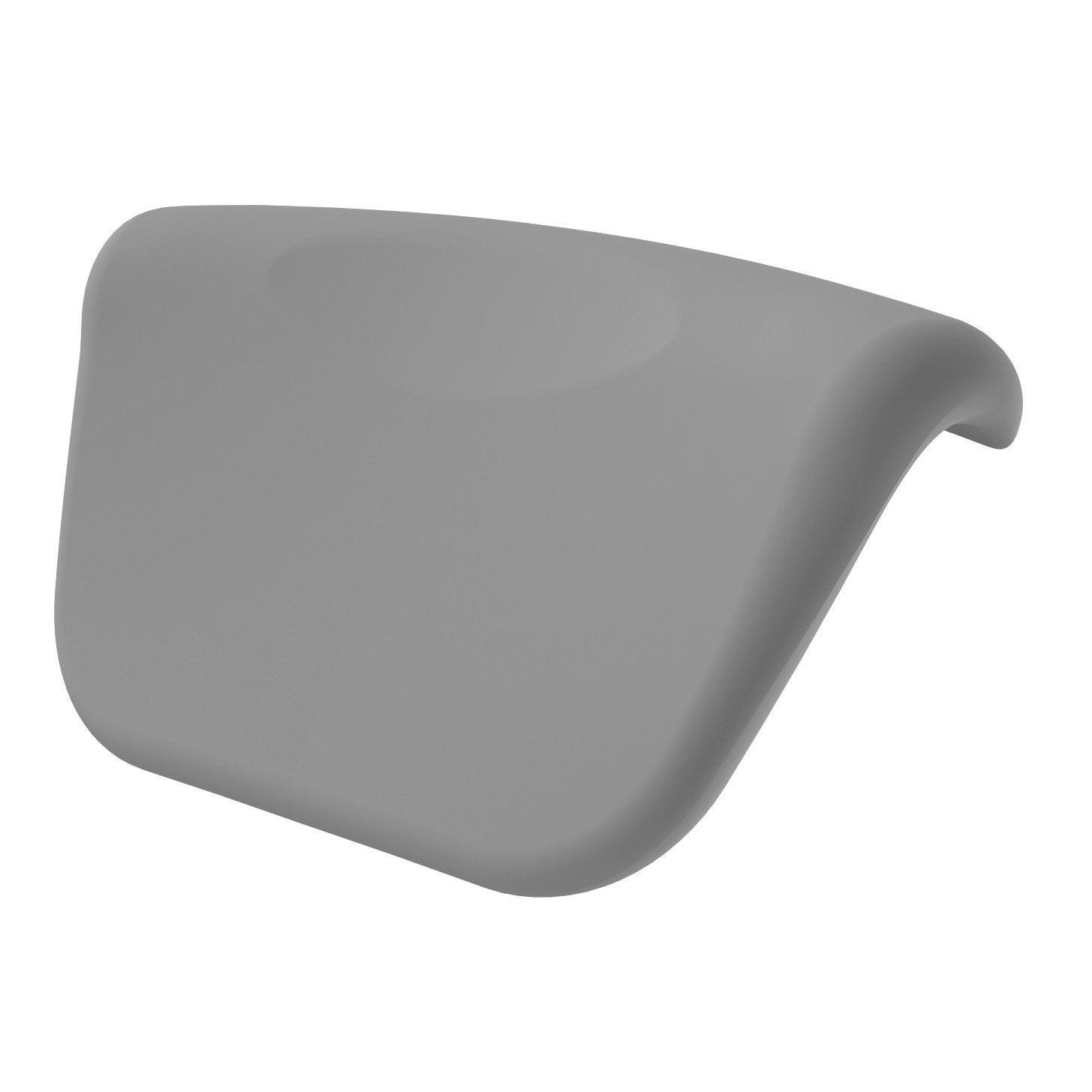 Repose Tete Baignoire Ikea repose-tête l.26x l.15 cm gris, sensea premium confort