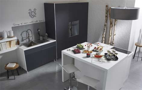 bien concevoir son lot de cuisine leroy merlin. Black Bedroom Furniture Sets. Home Design Ideas