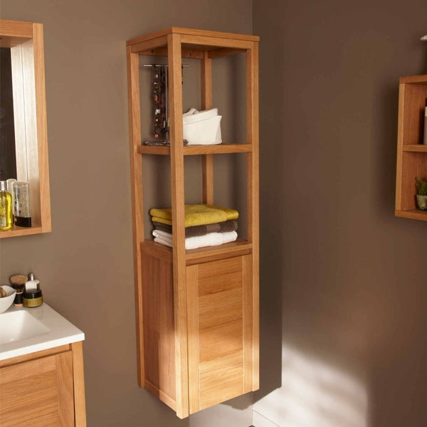 bien choisir son meuble de salle de bains leroy merlin. Black Bedroom Furniture Sets. Home Design Ideas