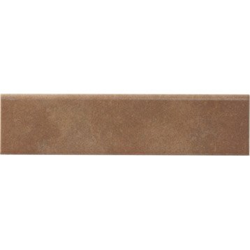 Lot de 5 plinthes Perigueux cuir, l.7 x L.30 cm