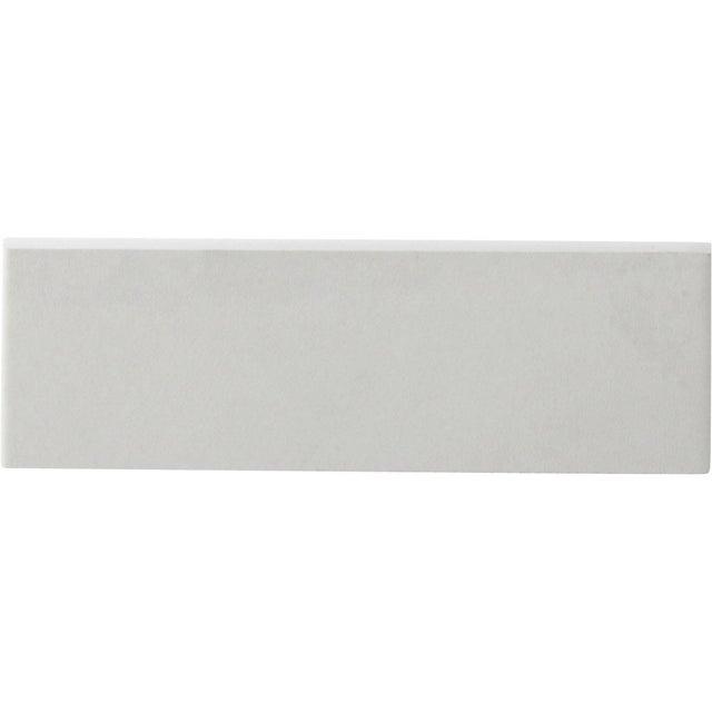 Carrelage Sol Et Mur Blanc Uni Aspect Carreau De Ciment L20 X L20